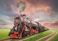 Educa 18503 Dampflokomotive 2000 Teile Puzzle
