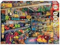 Educa 17128 Einkaufsladen 2000 Teile Puzzle