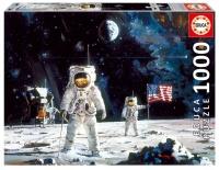 Educa 18459 Erste Mondlandung 1000 Teile Puzzle