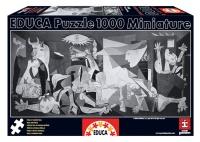 Educa 14460 Guernica Picasso 1000 Teile Miniature Puzzle