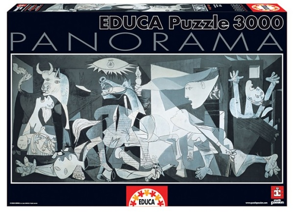 Educa 11502 Guernica - Picasso 3000 Teile Puzzle