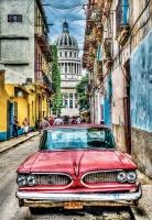 Educa 16754 Oldtimer in Havana 1000 Teile Puzzle