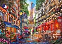 Educa 19019 Paris Dominic Davison 1000 Teile Puzzle