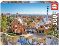 Educa 17966 Sicht auf Barcelona 1000 Teile Puzzle