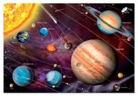 Educa 14461 Sonnensystem 1000 Teile Nachtleuchtpuzzle
