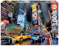Educa 15525 Times Square 1000 Teile Puzzle