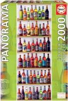 Educa 11767 Welt der Biere 2000 Teile Puzzle