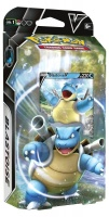 Pokemon Blastoise V (Turtok) Battledeck English