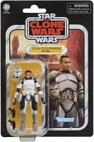 Hasbro E9395 STAR WARS Vintage Collection Clone Commander...