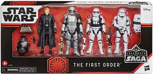Hasbro F14155L0 STAR WARS Celebrate the Saga The First Order