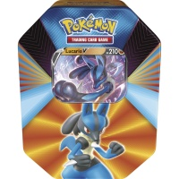 Pokemon Tin 89 Lucario V DE