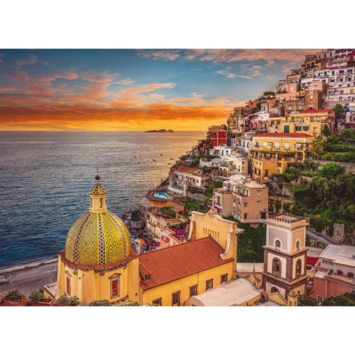 Clementoni 39451 Italian Collection Positano 1000 Teile Puzzle High Quality Collection