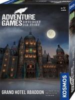 KOSMOS 69319 Adventure Games - Grand Hotel Abaddon