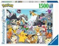 Ravensburger 16784 Pokemon Classics 1500 Teile Puzzle