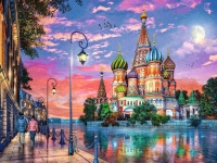 Ravensburger 16597 Moscow 1500 Teile Puzzle