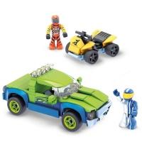 Mattel GYG21 Mega Construx Hot Wheels Off Duty &...