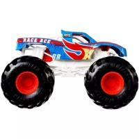 Mattel GTJ37 Hot Wheels Monster Trucks 1:24 Die-Cast Race...