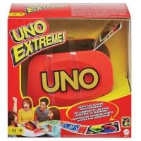Mattel GXY75 UNO Extreme Kartenspiel