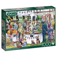 Jumbo 11302 Falcon - The Village Show 1000 Teile Puzzle
