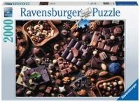 Ravensburger 16715 Schokoladenparadies 2000 Teile Puzzle