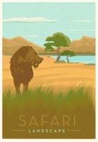 Ravensburger 16540 Safari 99 Teile Puzzle