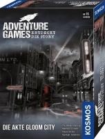 KOSMOS 695200 Adventure Games - Die Akte Gloom City