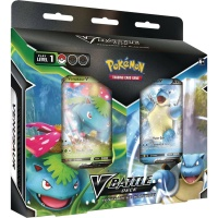 Pokemon 80841 Blastoise V & Venusaur V Battle Deck...
