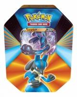 Pokemon Tin 89 Lucario V ENGLISH