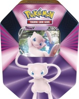 Pokemon Tin 87 Mew V ENGLISH