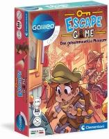 Clementoni 59227 Galileo Escape Game - Das geheimnisvolle...