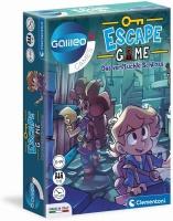 Clementoni 59225 Galileo Escape Game - Das verfluchte...