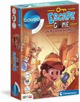 Clementoni 59230 Galileo Escape Game - Die Pyramide des...