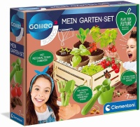 Clementoni 59207 Galileo Mein Garten-Set  (Play for Future)