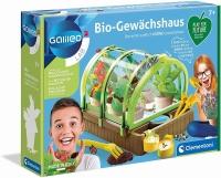 Clementoni 59237 Galileo Bio-Gewächshaus (Play for...