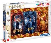 Clementoni 61885 Harry Potter 104 Teile Puzzle