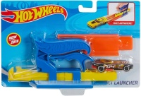 Mattel FVM08 Hot Wheels Pocket Launcher blau -...