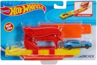 Mattel FVM09 Hot Wheels Pocket Launcher rot -...