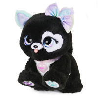 Present Pets Rainbow Glitter Surprise Interaktiver Hund...