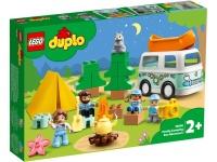 LEGO® 10946 DUPLO® Familienabenteuer mit Campingbus