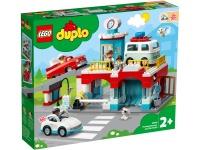 LEGO® 10948 DUPLO® Parkhaus mit Autowaschanlage