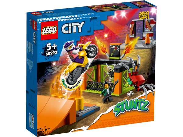LEGO® 60293 City Stunt-Park