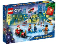 LEGO® 60303 City LEGO® City Adventskalender