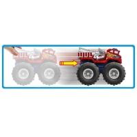 Mattel GVK41 Hot Wheels Monster Trucks Twisted Tredz 5 Alarm