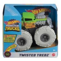 Mattel GVK38 Hot Wheels Monster Trucks Twisted Tredz Bone...