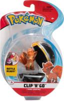Pokemon Clip N Go Vulpix + Luxusball