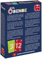 Jumbo 19821 6th Sense Kartenspiel