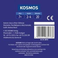 KOSMOS 68076 Rumms - Schnipp die Krone! Würfelspiel
