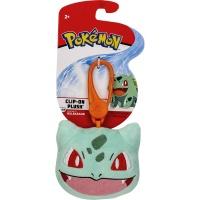 Pokemon Clip-On Plüsch Bisasam