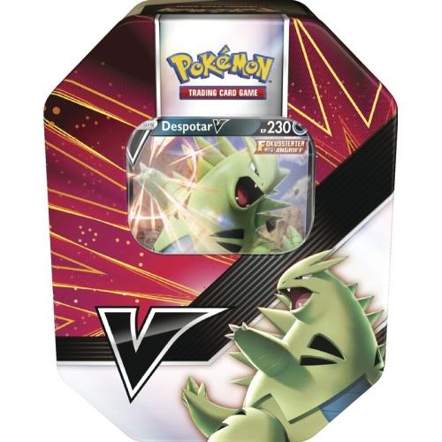 Pokemon Tin Despotar V DE