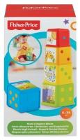 Mattel CDC52 Fisher Price Entdecker- und Stapelwürfel